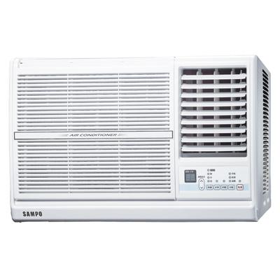 [時時樂限定]SAMPO聲寶 3-5坪 5級定頻右吹窗型冷氣 AW-PC22R