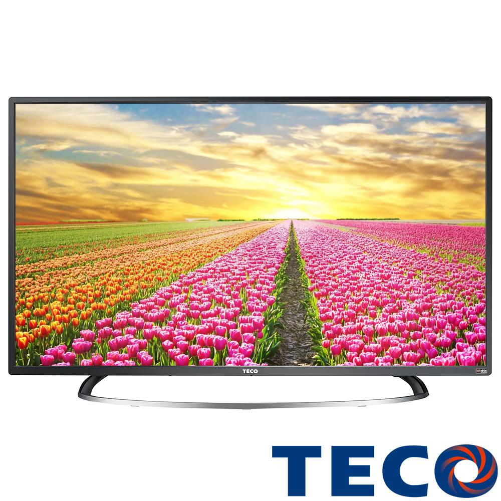 TECO東元 43吋 LED液晶顯示器+視訊盒 TL43A1TRE