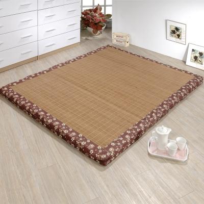 戀香 竹片寬度5mm竹炭透氣床墊-單人3尺