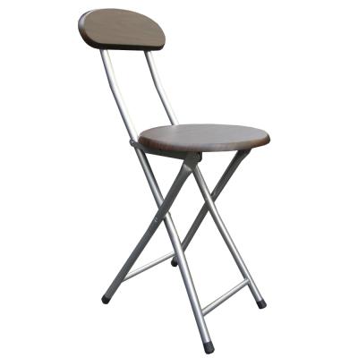 Dr. DIY 木製高背椅座折疊椅-4入/組(二色可選)