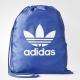 adidas Trefoil Gym Sack 束口袋 藍 白 product thumbnail 1