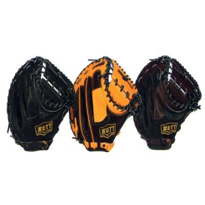 ZETT高級硬式金標全指棒球手套BPGT-102