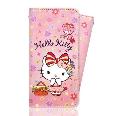 iphone 7  三麗鷗官方授權 Hello Kitty 凱蒂貓彩繪皮套-野餐...