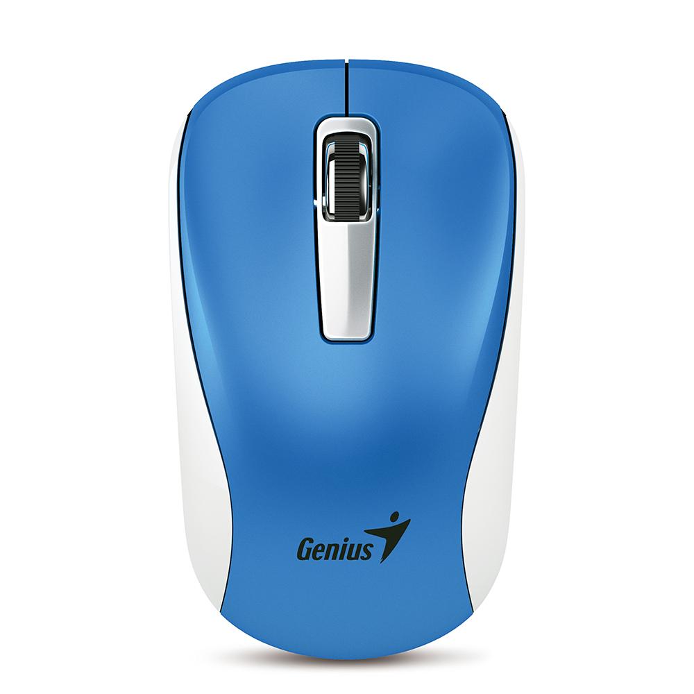 Genius 昆盈 NX-7010 藍光無線滑鼠