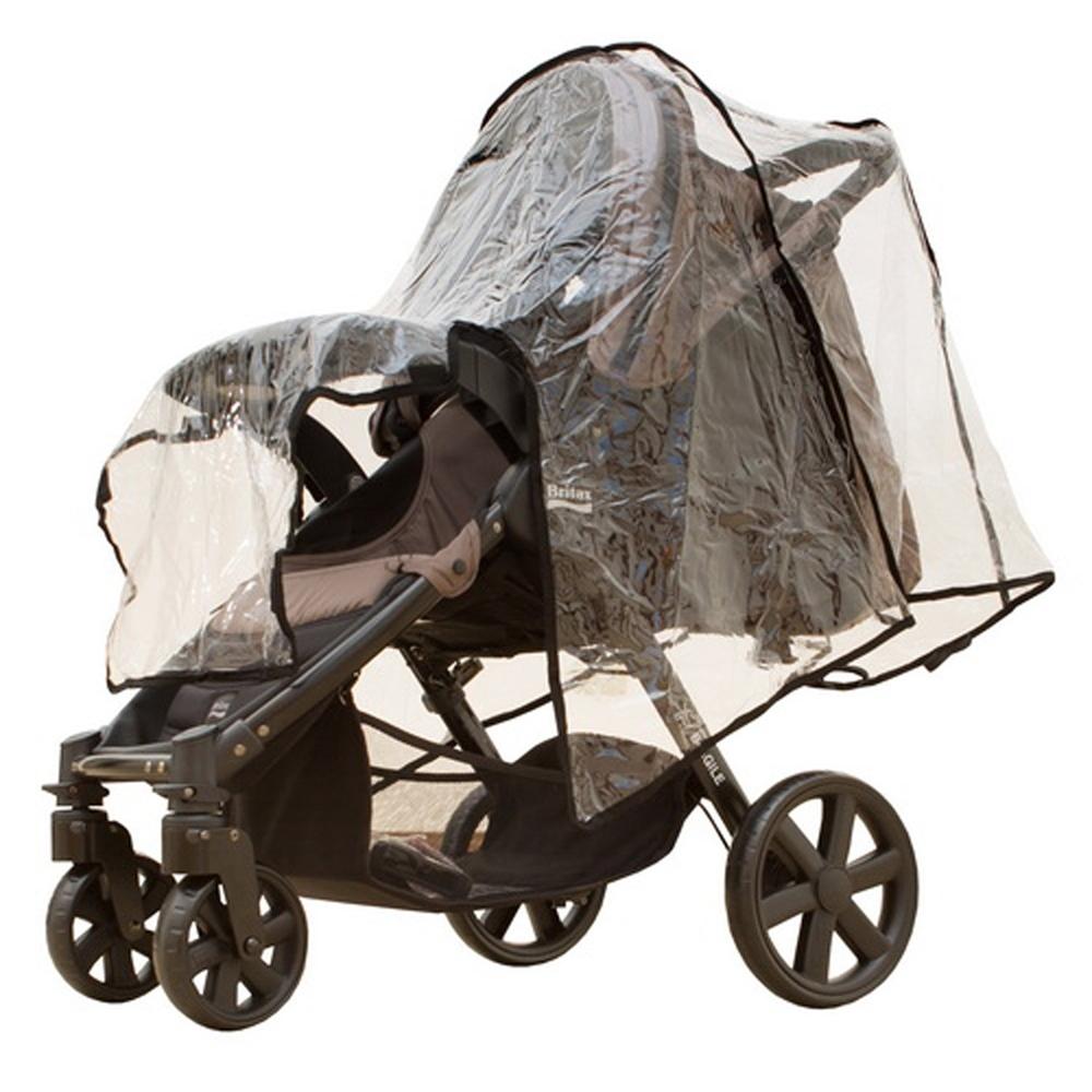 BRITAX外出防護B-Agile雨罩