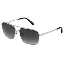 Dunhill  飛官款 太陽眼鏡 (銀色)SDH008