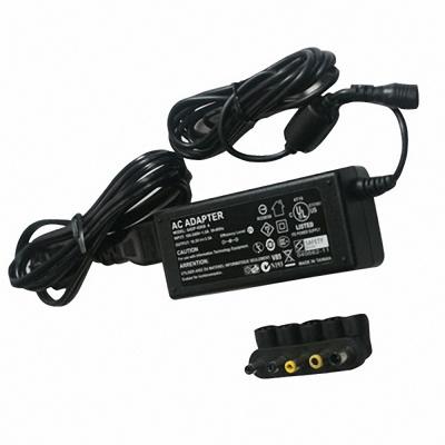 Fujiei 多功用 五合一 防呆接頭變壓器 輸出:18.5V 3.5A