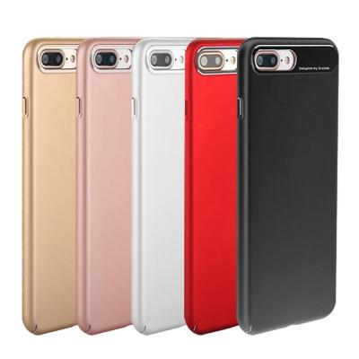 Oucase Apple iPhone 7 Plus 朗逸膚感PC殼