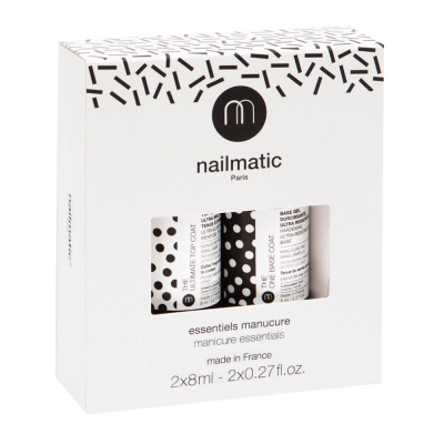 法國Nailmatic Essential Duo指甲油系列