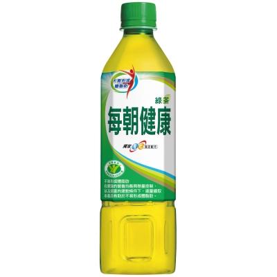 御茶園 每朝健康綠茶(650mlx24入)