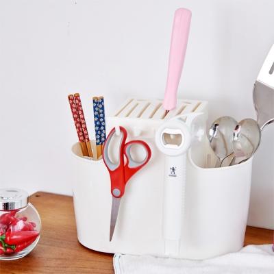IKLOO宜酷屋 廚房必備刀筷收納架