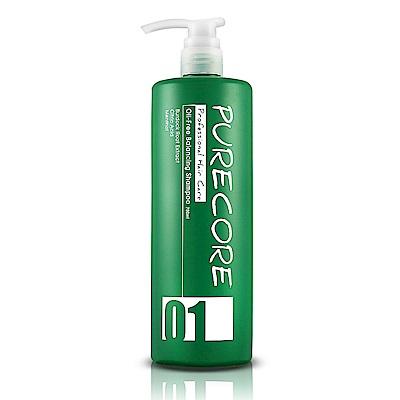 PURECORE皮蔻爾 零油力微酸循環洗髮露 750ml