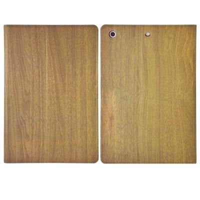 ATCOM Apple iPad Mini 1/2/3 木紋掀式平版保護套(淺棕)