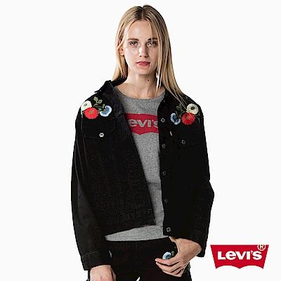牛仔外套 女裝 Boyfriend 版型 - Levis