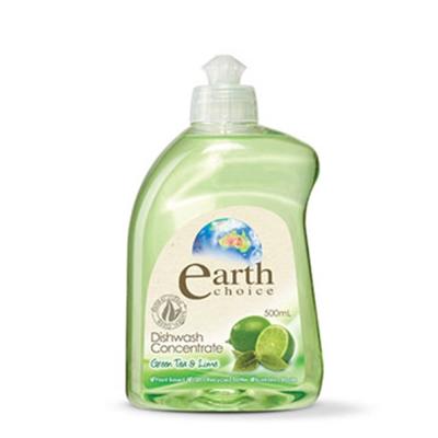 澳洲Natures Organics 植粹濃縮洗碗精(綠茶萊姆)500ml