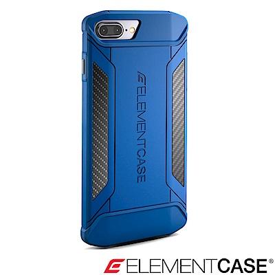 美國 Element Case iPhone 8+ / 7+ CFX強化防摔手機保護殼-藍