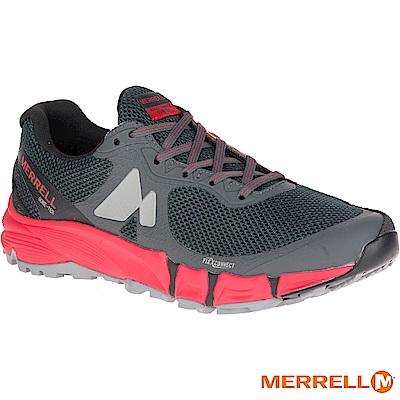 MERRELL AGILITYFLEX GTX 野跑男鞋-黑紅(09653)