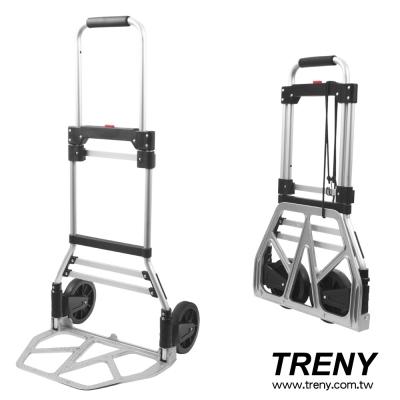 TRENY鋁製兩輪伸縮載物車 1676