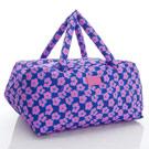 VOVAROVA空氣包-週末旅行袋-粉紫棉花糖