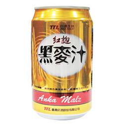 台酒生技  紅麴黑麥汁(330mlx6罐)