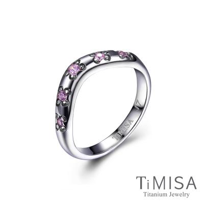 TiMISA《勝利女王》純鈦戒指