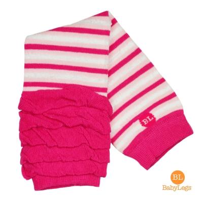 美國 BabyLegs 有機棉嬰幼兒襪套 (千層蛋糕)