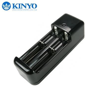 KINYO 雙槽鋰電池充電器(CQ432) -快