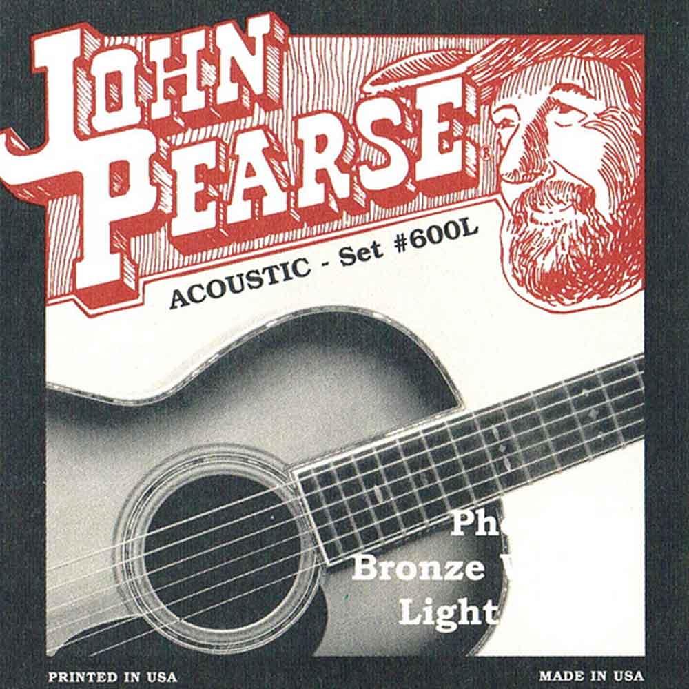 JOHN PEARSE JPXF-600L 12-53 民謠吉他套弦 @ Y!購物