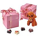 Diva Life 甜心Puppy夾心巧克力禮盒(4入/盒)