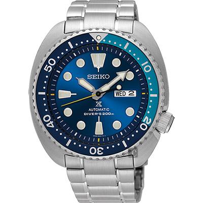 (無卡分期6期)SEIKO Prospex 潛水200米限量機械腕錶(SRPB11J1)