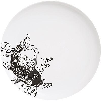 EXCELSA Maga淺餐盤(墨黑27cm)