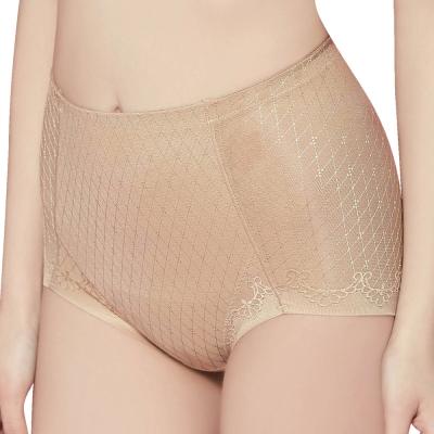 思薇爾-舒曼曲線系列M-XXL高腰三角修飾褲-親膚