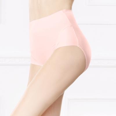 內褲 保養絲蛋白L-2XL蜜桃褲 甜蜜粉 可蘭霓Clany
