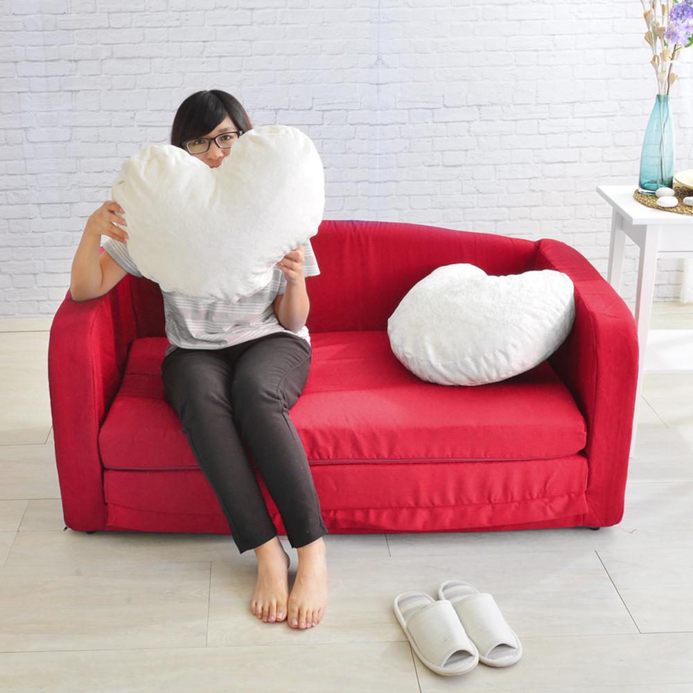 四季良品 浪漫傾心雙人沙發床 product image 1