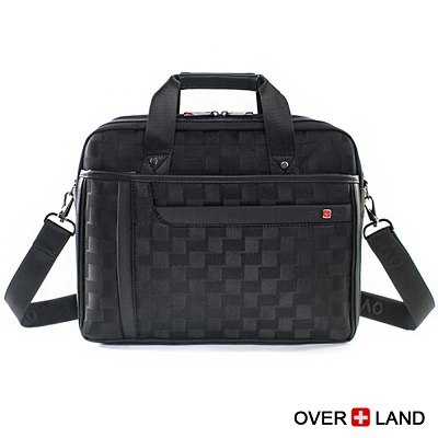 OVERLAND-美式十字軍x美式風格都會雅痞公事包