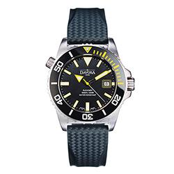 DAVOSA 161.498.75 ARGONAUTIC 陶瓷外圈300M潛水錶/橡膠帶