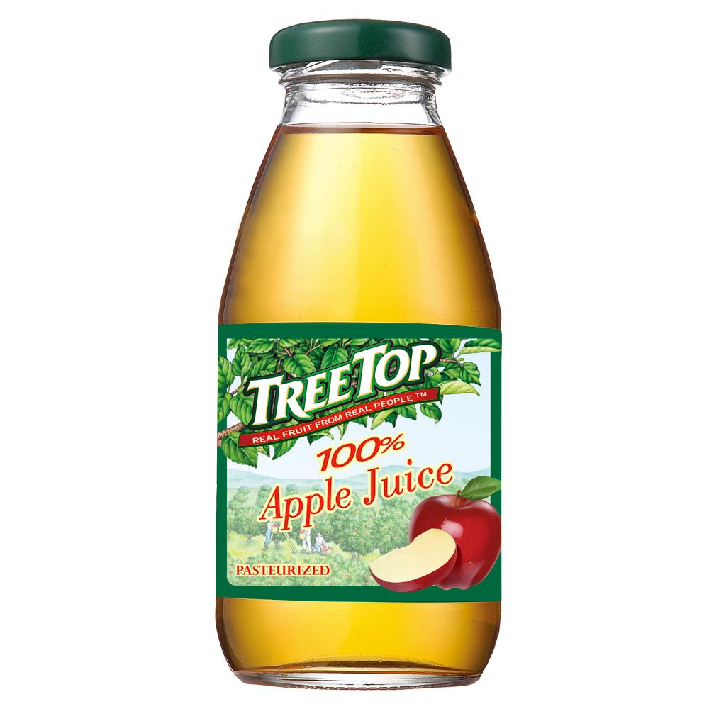 美國《Treetop》樹頂蘋果汁 (300ml x 8入)