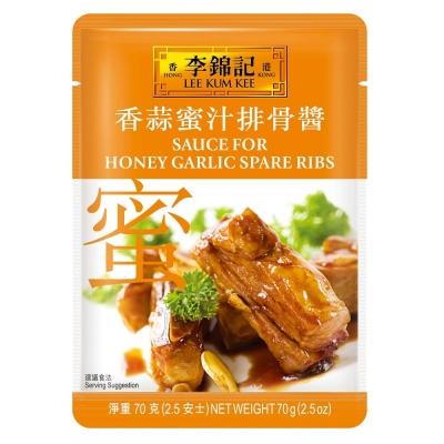 李錦記  蜜汁排骨醬(70g)