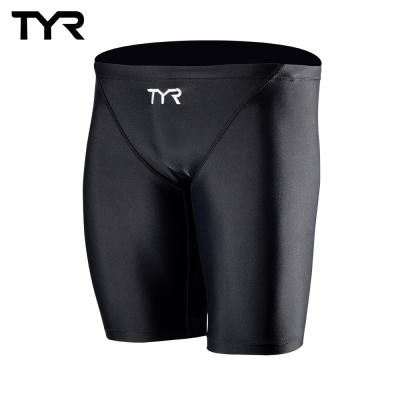 美國TYR Solid Jammer 男用及膝泳褲