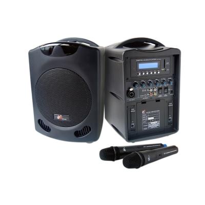 UR SOUND 雙頻藍芽MP3無線手提擴音機 PU302B