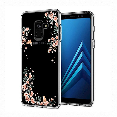 Spigen Galaxy A8 (2018) Liquid Crystal-超...