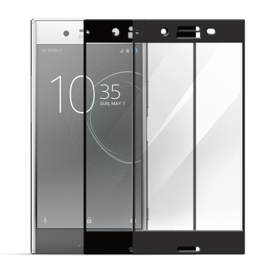 Metal-Slim SONY Xperia XZ Premium 滿版玻璃保護...