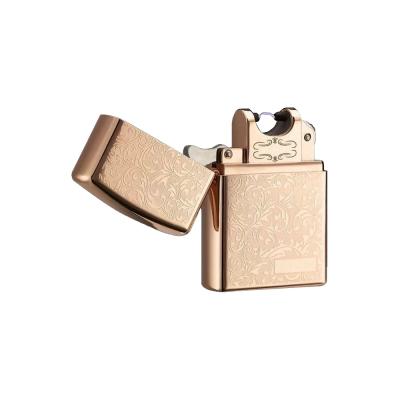 JUN LUN 金倫 正版 電磁脈衝 電弧 防風 USB 打火機-急速配