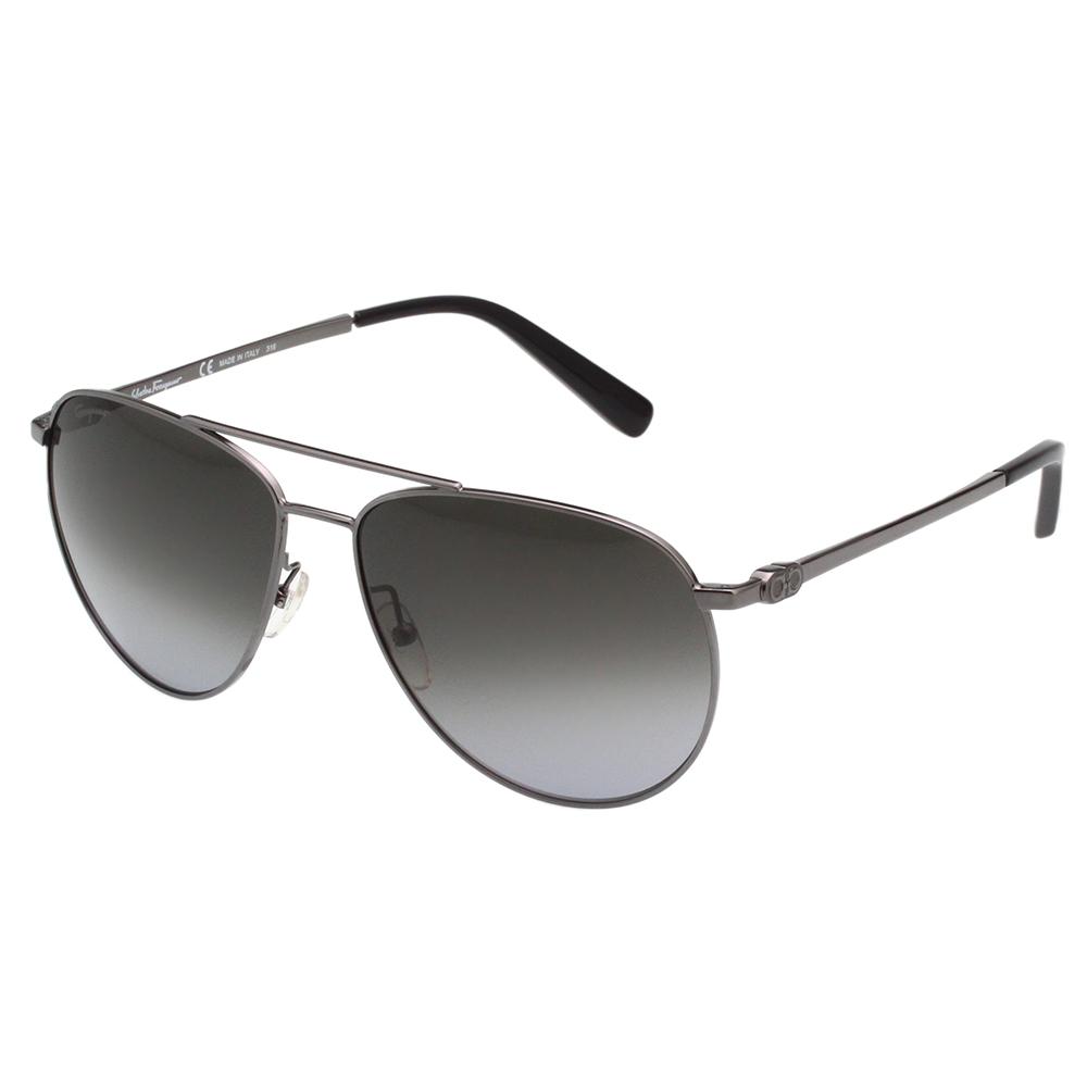 Salvatore Ferragamo  雷朋型 太陽眼鏡 (槍色) SF157S