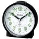 CASIO 鬧鐘桌上圓型指針款鬧鐘(TQ-228-1D)黑x白面 product thumbnail 1