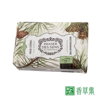 JustHerb香草集 地中海松木乳油木皂200g