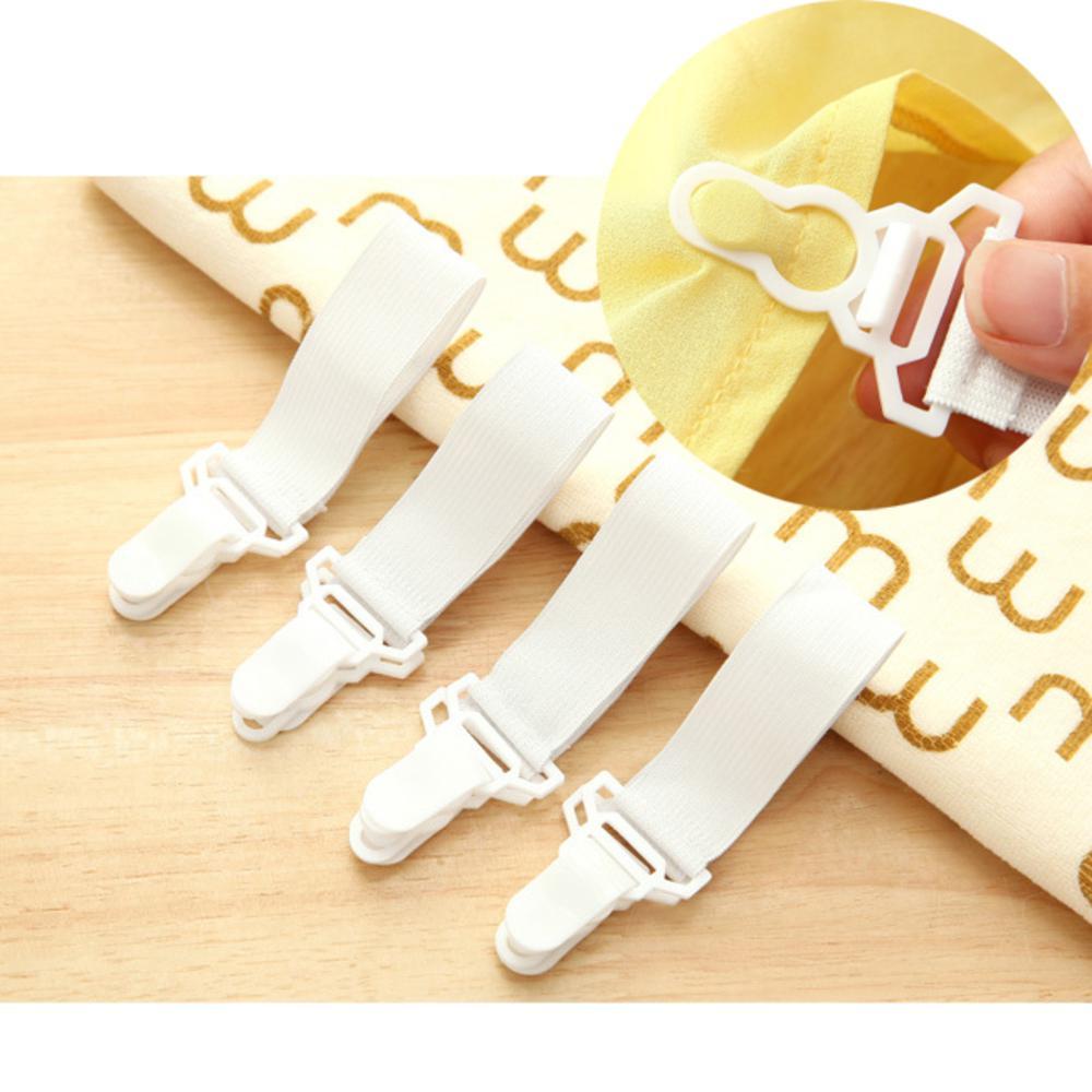 iSFun寢具周邊 床單床罩防滑固定夾扣 8入