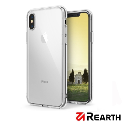 Rearth Apple iPhone X 高質感保護殼