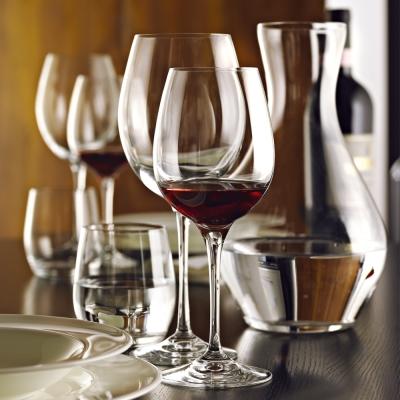 義大利RCR茵芙曼無鉛水晶紅酒杯 (2入)450cc