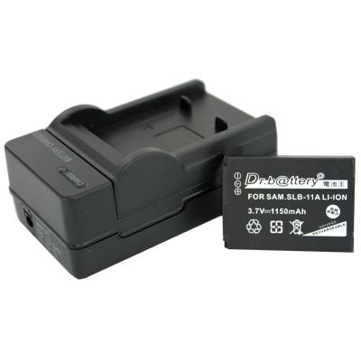 電池王 For BENQ DLi-301/DLi301 高容量鋰電池+充電器組